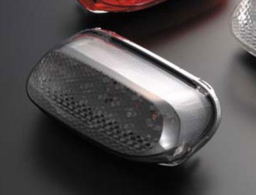 POSHフェイス LEDテールランプ スモーク ZZR1100D 《ポッシュフェイス 039190-92》