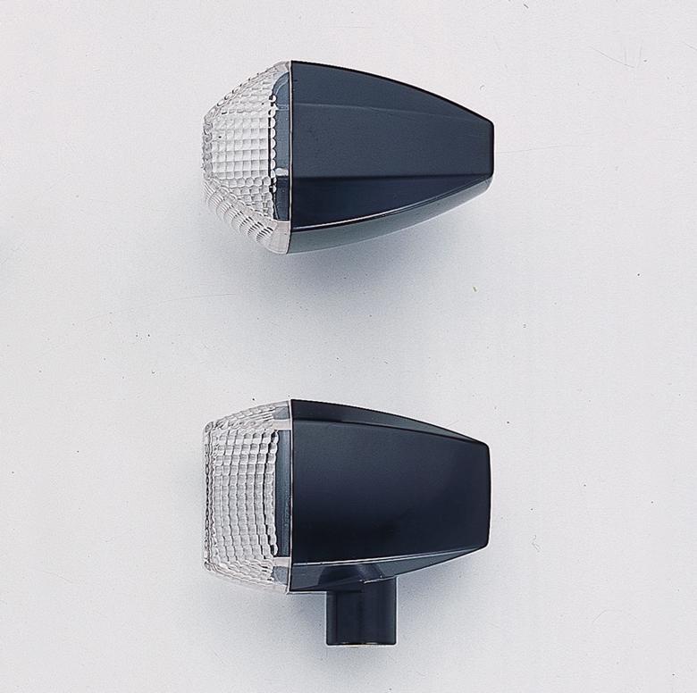 POSHフェイス ZRタイプBK/クリアー STD ZRX1200R 《ポッシュフェイス 072482-06》