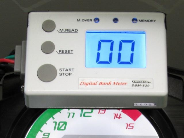 Protec DBM-520 デジタルバンクメーター センサー内臓型 《プロテック 11008》