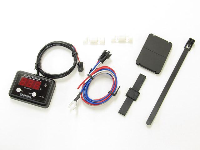 Protec DG-K01 デジタルフューエルマルチメーター Ninja1000 11- 《プロテック 11503》