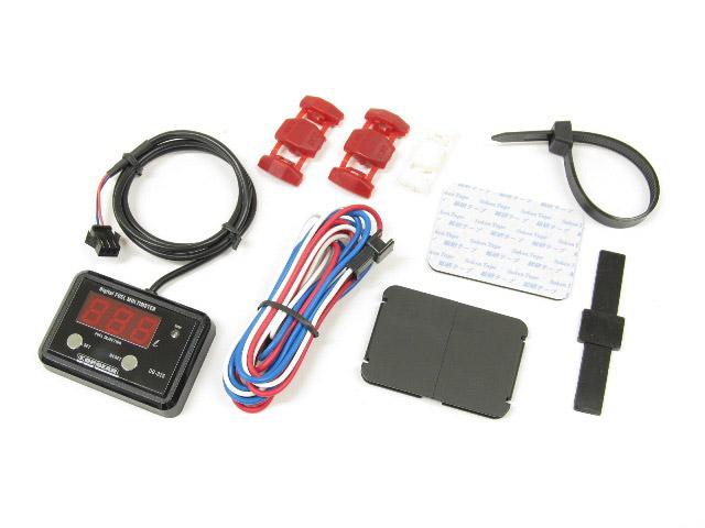 Protec DG-Y04 デジタルフューエルマルチメーター WR250R/X 07- 《プロテック 11508》
