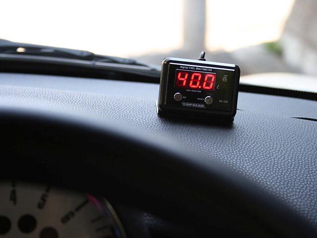 Protec   DG-RM02デジタルフューエルマルチメーター NEW MINI(BMW MINI) 02- 《プロテック 11515》
