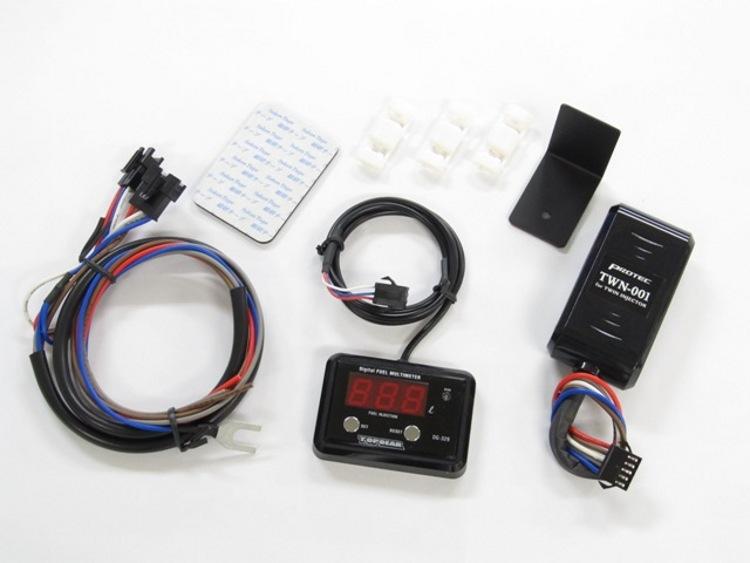 Protec DG-H06 デジタルフューエルマルチメーター CBR1000RR 04-07 《プロテック 11517》