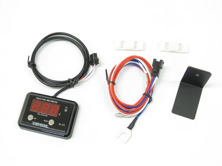 Protec DG-K03 デジタルフューエルマルチメーター ZX-10R 04-05 《プロテック 11518》