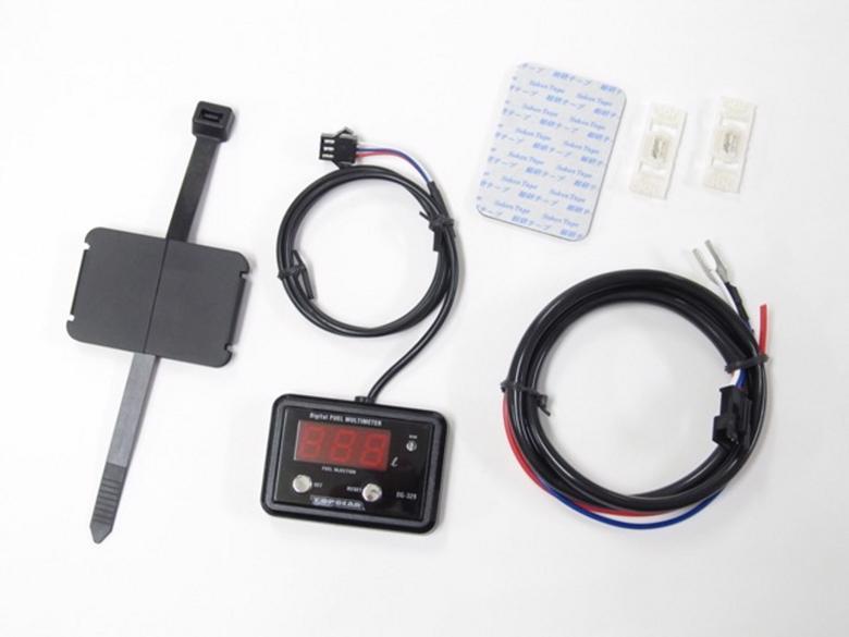 Protec DG-K05 デジタルフューエルマルチメーター W800 11- 《プロテック 11526》