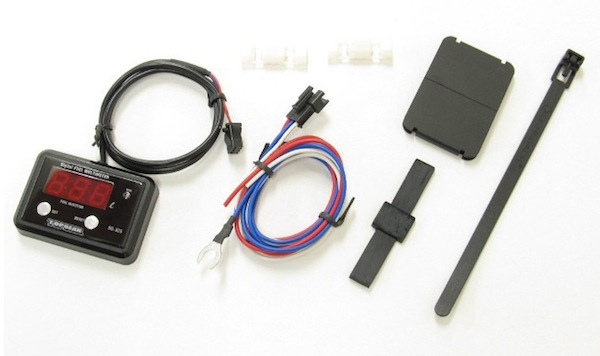 Protec   DG-K07 デジタルフューエルマルチメーター Z125PRO (16-/BR125H) 《プロテック 11530》