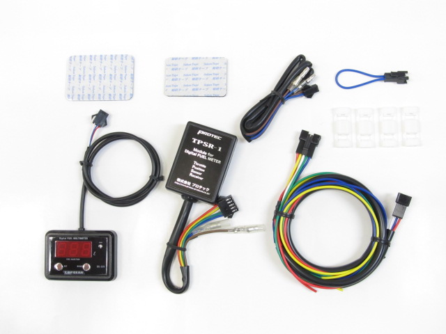 Protec   DG-H09 デジタルフューエルマルチメーター NSR250R 90-93(MC21) 《プロテック 11532》