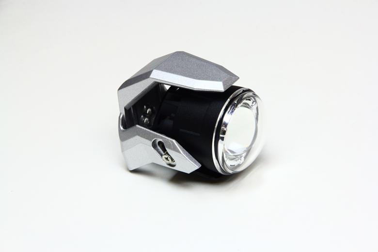 SIRIUS LED DRIVING LAMP シルバー ユニバーサル 《シリウス NS-3746S》