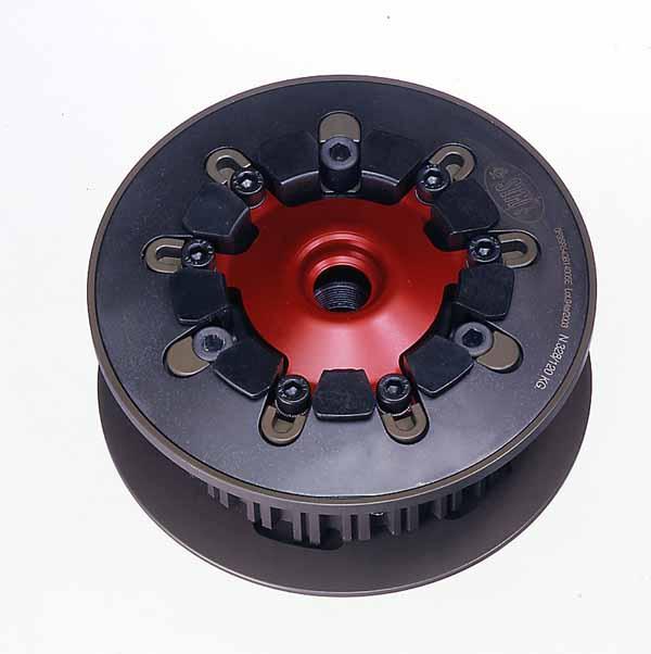 STM スリッパークラッチ ED MX CRF250R/X 04-13 《エスティーエム FHN-X010》
