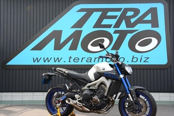【取寄品】【テラモト】 TERAMOTO EZ-SHiFTER MT-09/ABS 14- 《テラモト EZ-SFR-4350》