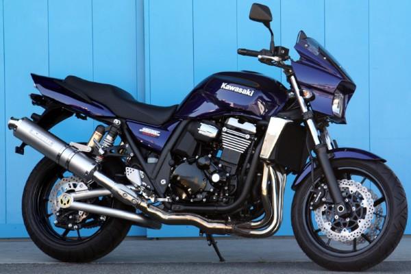 モリワキ ZERO WT スリップオン ZRX1200DAEG 09- 《モリワキエンジニアリング 01810-LJ243-00》
