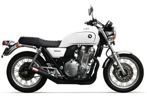 モリワキ ONE-PIECE (SUS)ブラック CB1100/EX 10-16 《モリワキエンジニアリング 01810-401G1-10》