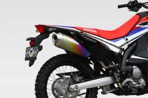 モリワキ MX ANO S/O CRF250L/M/RALLY 17 《モリワキエンジニアリング 01810-6K1P4-00》
