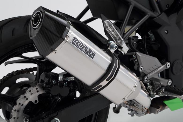 ビームス CORSA-EVO2 スリップオン NINJA250SL 15 JBK-BX250A 《ビームスモーターカンパニー G422-64-P6J》