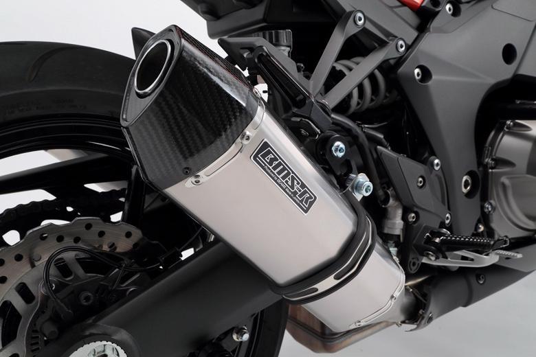 ビームス CORSA-EVOII チタンソリッドW S/O Z1000 14- 《ビームスモーターカンパニー G423-64-P1J》
