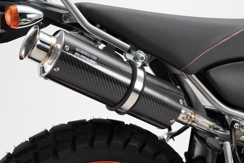 ビームス SS300カーボンSP S/O TRICKER Fi 08- 《ビームスモーターカンパニー G223-08-004》