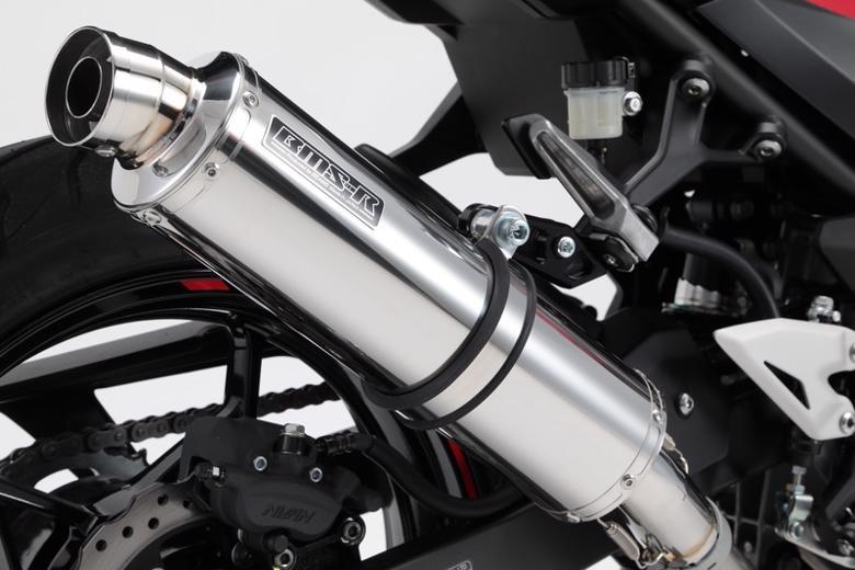 ビームス R-EVO S/O ステンレスサイレンサー Ninja250 18 2BK-EX250P 《ビームスモーターカンパニー G430-53-P3J》