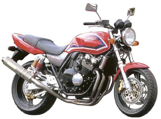 【値下げ】モリワキ ZERO SS WT CB400SF(NC39) 99-07 《モリワキエンジニアリング A020-168-1166》