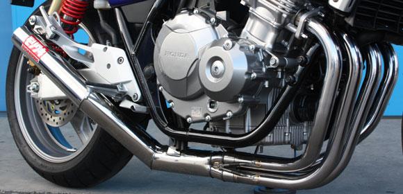 【値下げ】モリワキ ONE-PIECE SUS CB400SF/SB(NC42) 08- 《モリワキエンジニアリング 01810-441E5-00》