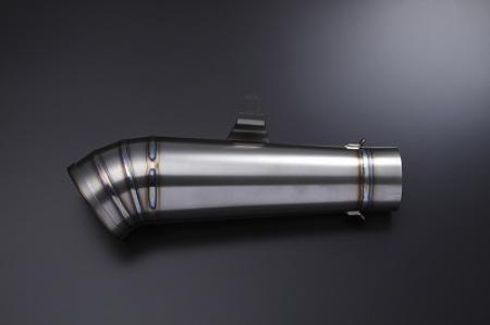 トリックスター チタンサイレンサー 雷神-ショート 差込φ60.5 ユニバーサル 《トリックスター MS-02RS》