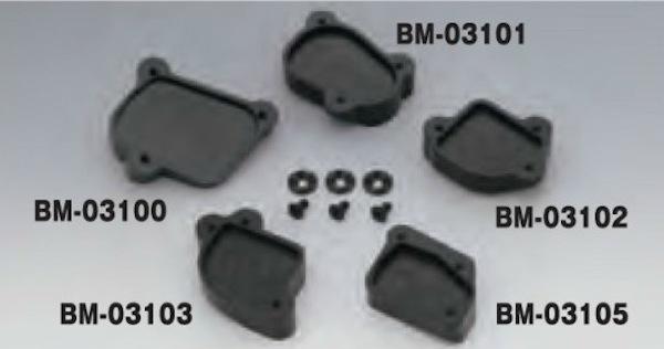キジマ サイドスタンドトーラー10mmUP K1200GT 06-/1300GT 《キジマ 》