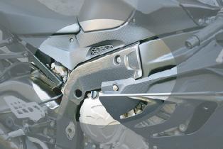 スーパーセール キジマ ヒートガード フレーム カーボンFRP L/Rセット S1000RR 《キジマ 》