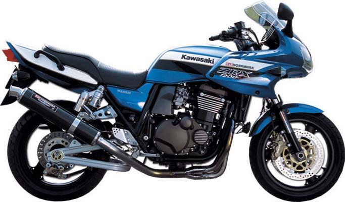 スーパーセール スーパースーパーセールヨシムラ 手曲チタンサイクロン TT ZRX1100/1200S/R 《ヨシムラジャパン 110-299-8880》