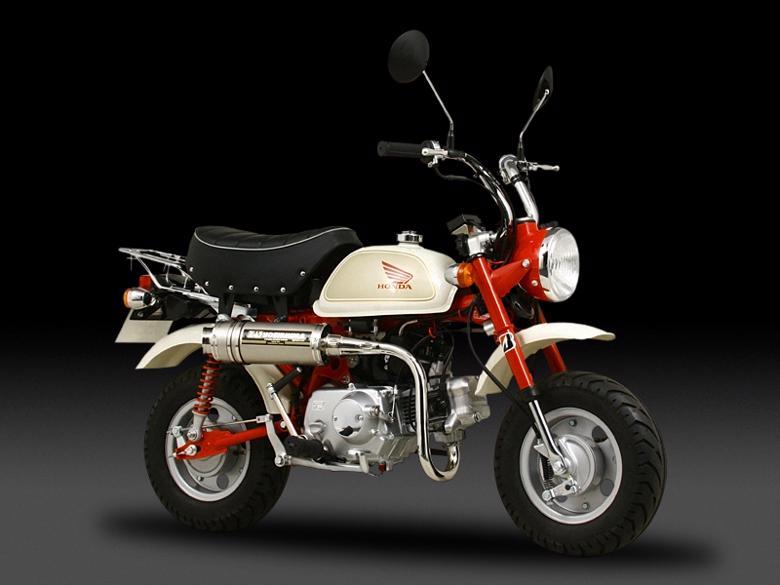 ヨシムラ サイドワンダーサイクロン STチタンカバー モンキー 09(FI) 《ヨシムラジャパン 110-488-5280》