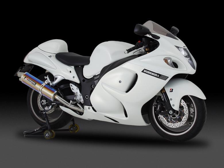 ヨシムラ S/O Tri-Ovalサイクロン 2end/ST GSX1300R 14国内/ K> 《ヨシムラジャパン 110-509-5H80》