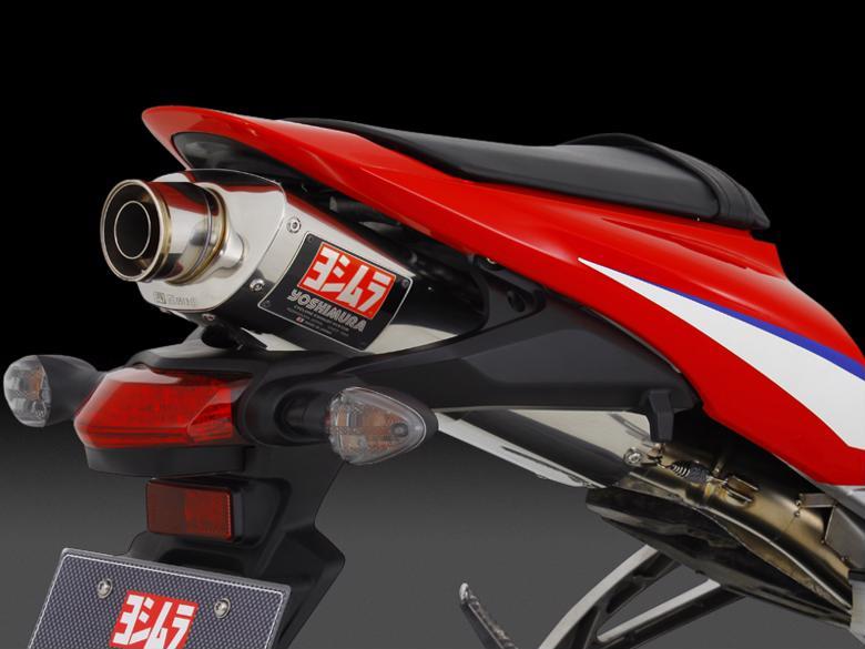ヨシムラ S/O GP-Forceサイクロン SM CBR600RR ABS(09-10 国内) 《ヨシムラジャパン 110-470-5420》