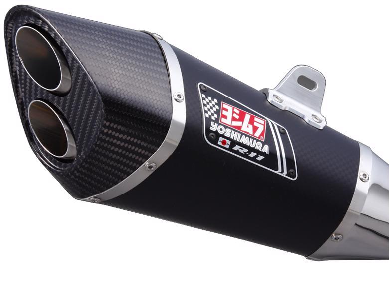 ヨシムラ S/O R-11サイクロン2エンド SM BMW S1000RR 10-11 《ヨシムラジャパン 110-635-5520》