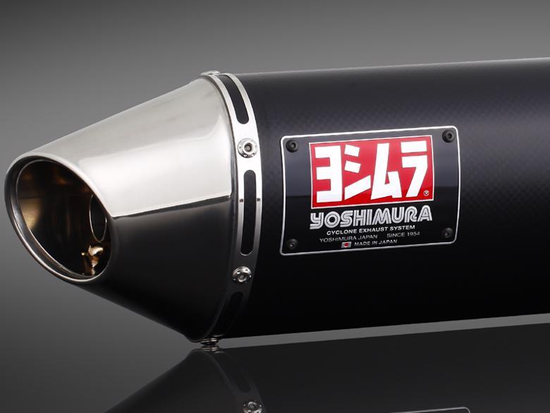 ヨシムラ S/O Oval-Cone サイクロン SM Ninja400R 《ヨシムラジャパン 110-255-5P20》