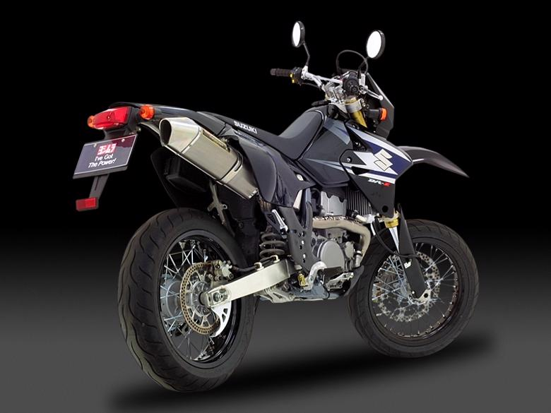 ヨシムラ Tri-Cone チタンサイクロン TT DRZ400S/SM 《ヨシムラジャパン 110-126-8C80》