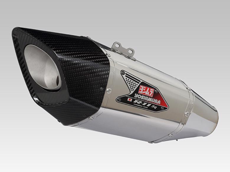 ヨシムラ スリップオン R-11Sqサイクロン SS GSX-S1000/F 《ヨシムラジャパン 110-196-L15G0》