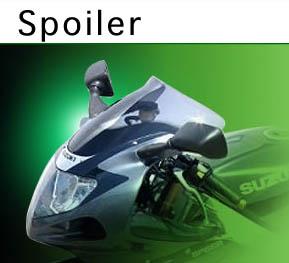 【MRA】【バイク用】スクリーン スポイラー VFR800 02-05
