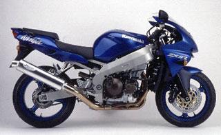 【バイク用】ツキギレーシング アレーテボルテックス FULL EXHAUST フルエキゾースト マフラー アルミ ZX-9R 98-99【727-1019】【送料無料!】