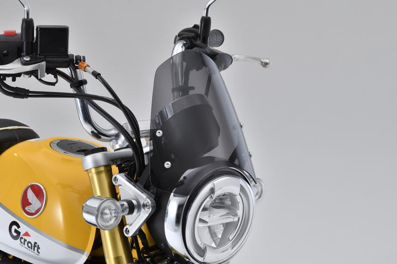 バイク用品 外装G-CRAFT ジークラフト Gクラフト ウインドスクリーン スモーク モンキー12531278 4522285312785取寄品 セール