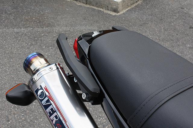 バイク用品 外装G-CRAFT ジークラフト Gクラフト グロムバー TYPE-2 GROM32117 4522285321176取寄品 セール