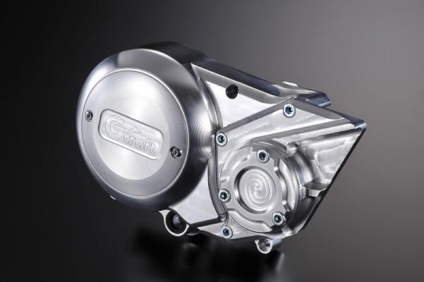 バイク用品 吸気系 エンジンG-CRAFT ジークラフト Gクラフト アルミビレットジェネレーターカバー 20mmオフセット37125 4522285371256取寄品 スーパーセール