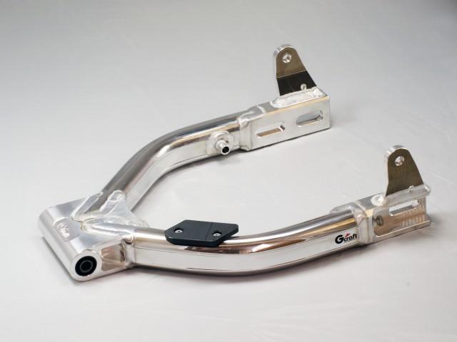 バイク用品 サスペンション ローダウンG-CRAFT ジークラフト Gクラフト スイングアーム ダックス シャリー 4cmロング90497 4522285904973取寄品 セール
