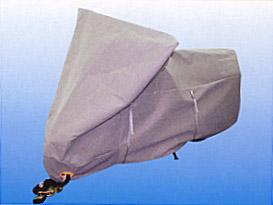 【平山産業】【バイク用】透湿防水バイクカバー テクノカバー オフロード 50-250cc L