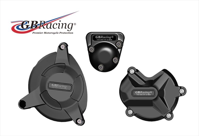 バイク用品 吸気系 エンジンGBRACING ジービーレーシング エンジンカバーセット 3点 BMW S1000RR HP4 S1000R 09-16EC-S1000RR-2009-SET 4548664858385取寄品 セール