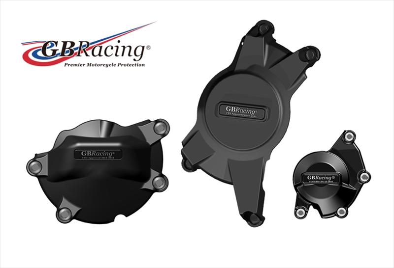 バイク用品 吸気系 エンジンGBRACING ジービーレーシング エンジンカバーセット 3点 GSX-R1000 09-16EC-GSXR1000-K9-SET 4548664858415取寄品 セール