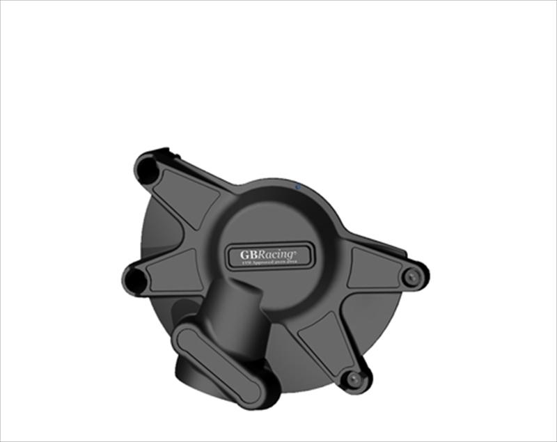 バイク用品 吸気系 エンジンGBRACING ジービーレーシング クラッチカバー YZF-R1 09-14EC-R1-2009-2-GBR 4548664949984取寄品 セール