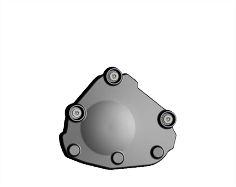 バイク用品 吸気系 エンジンGBRACING ジービーレーシング クランクカバー FZ1 09-15 FZ8 10-15EC-FZ8-2010-4-GBR 4548916029822取寄品 セール