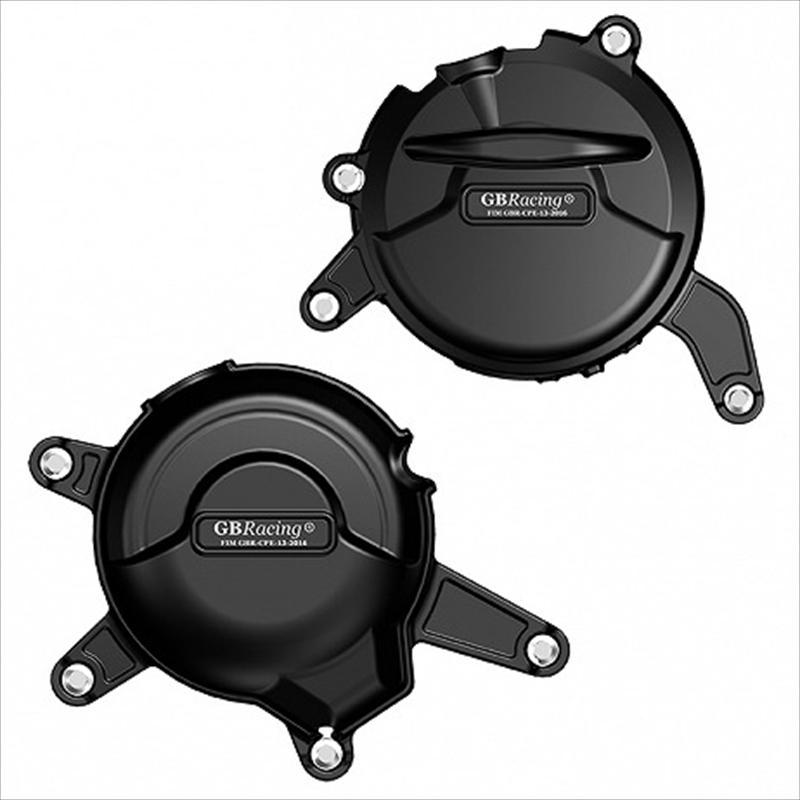 バイク用品 吸気系 エンジンGBRACING ジービーレーシング エンジンカバーセット 2点 KTM RC390 DUKE390 14-16EC-RC390-2014-SET 4548916962181取寄品 セール