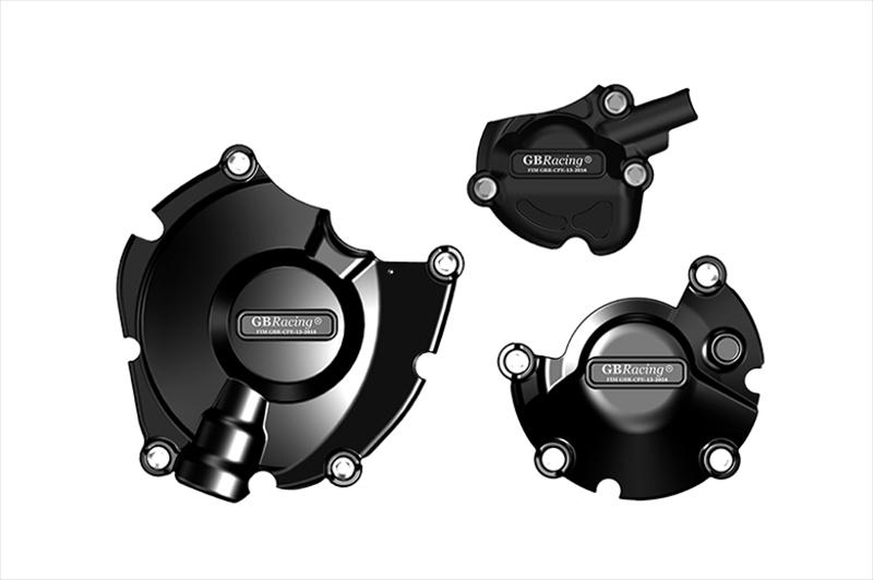 バイク用品 吸気系 エンジンGBRACING ジービーレーシング エンジンカバーセット 3点 MT-10 16-19EC-MT10-2015-SET-GBR 5053033013368取寄品 セール