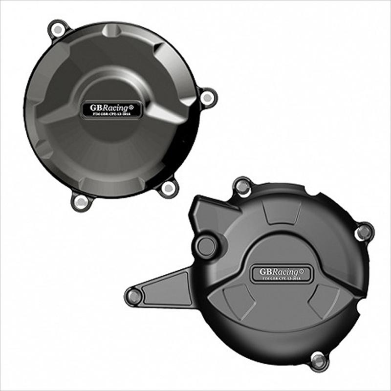 バイク用品 吸気系 エンジンGBRACING ジービーレーシング エンジンカバーセット 2点 DUCATI Panigale 959(レースカウル専用) 16-17EC-959-2016-SET-GBR 5053033013399取寄品 セール