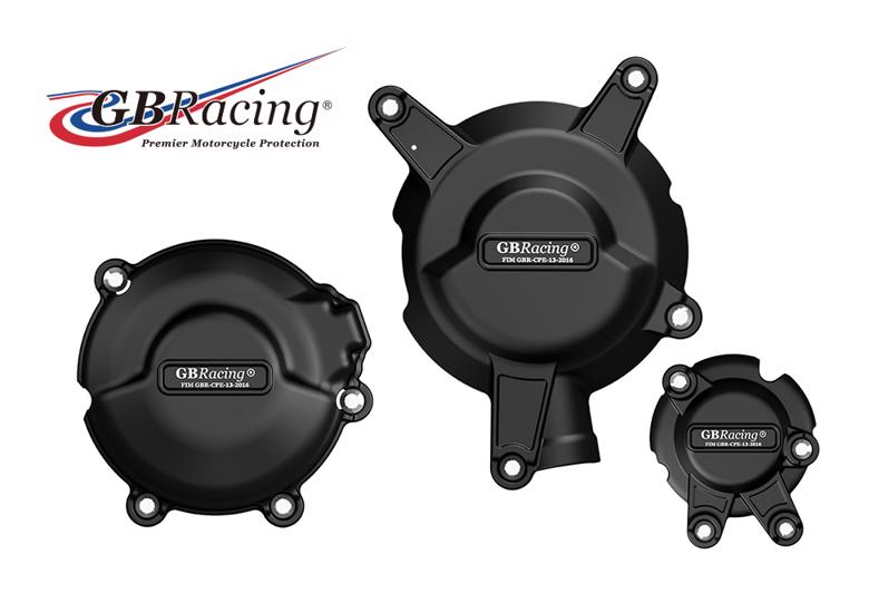 バイク用品 吸気系 エンジンGBRACING ジービーレーシング エンジンカバーセット 3点 ZXR400 R 91-00EC-ZXR400-L1-L9-SET 5053033013788取寄品 セール