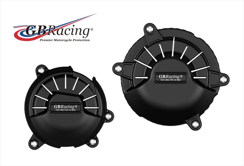 バイク用品 吸気系 エンジンGBRACING ジービーレーシング エンジンカバーセット 2点 DUCATI Panigale V4REC-V4R-2019-SET-GBR 5053033014648取寄品 セール